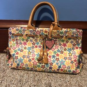 Dooney & Bourke Stars Handbag